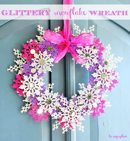 Winter of glitter Hi sugarplum