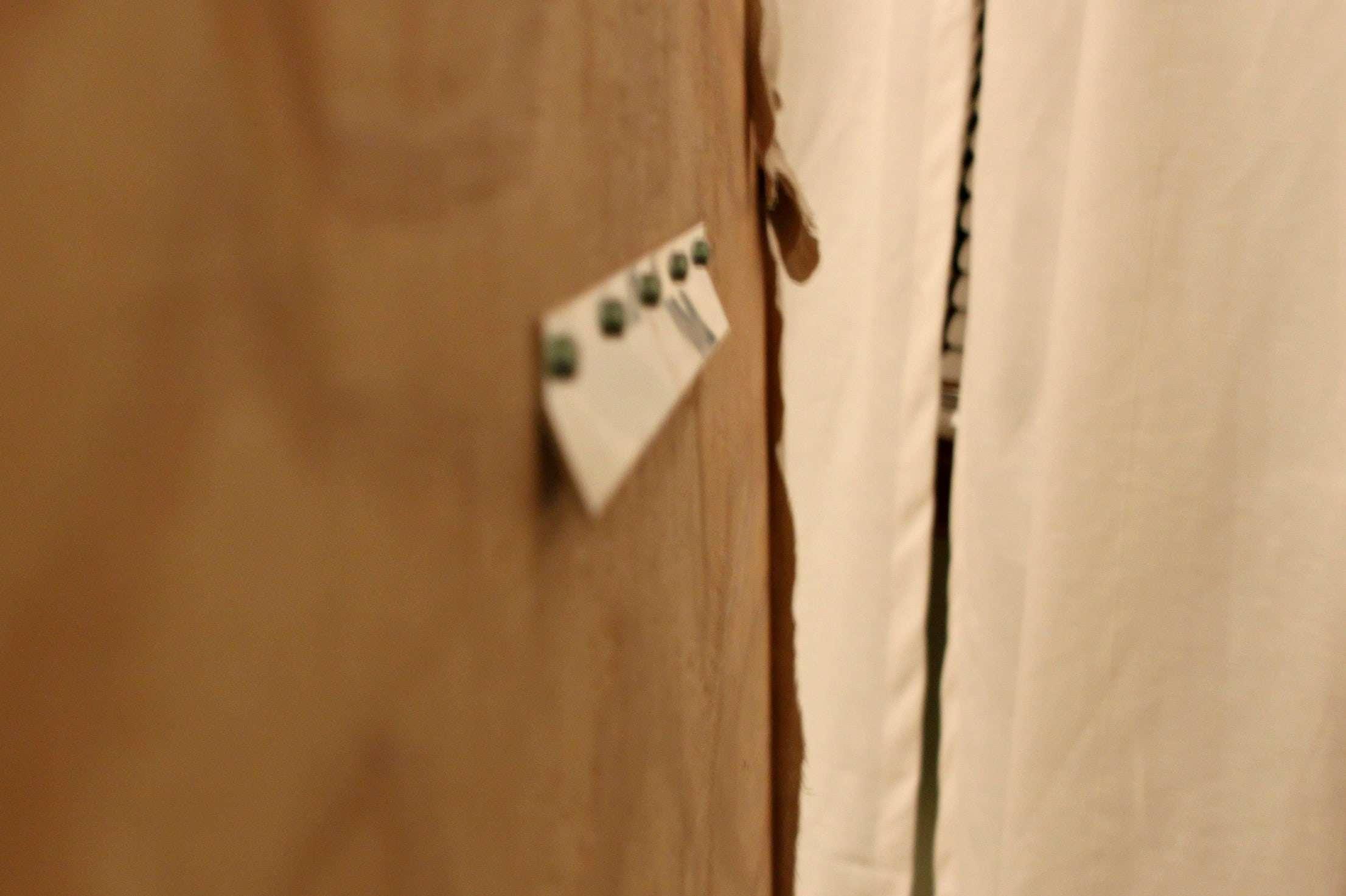 Headboard Hanging