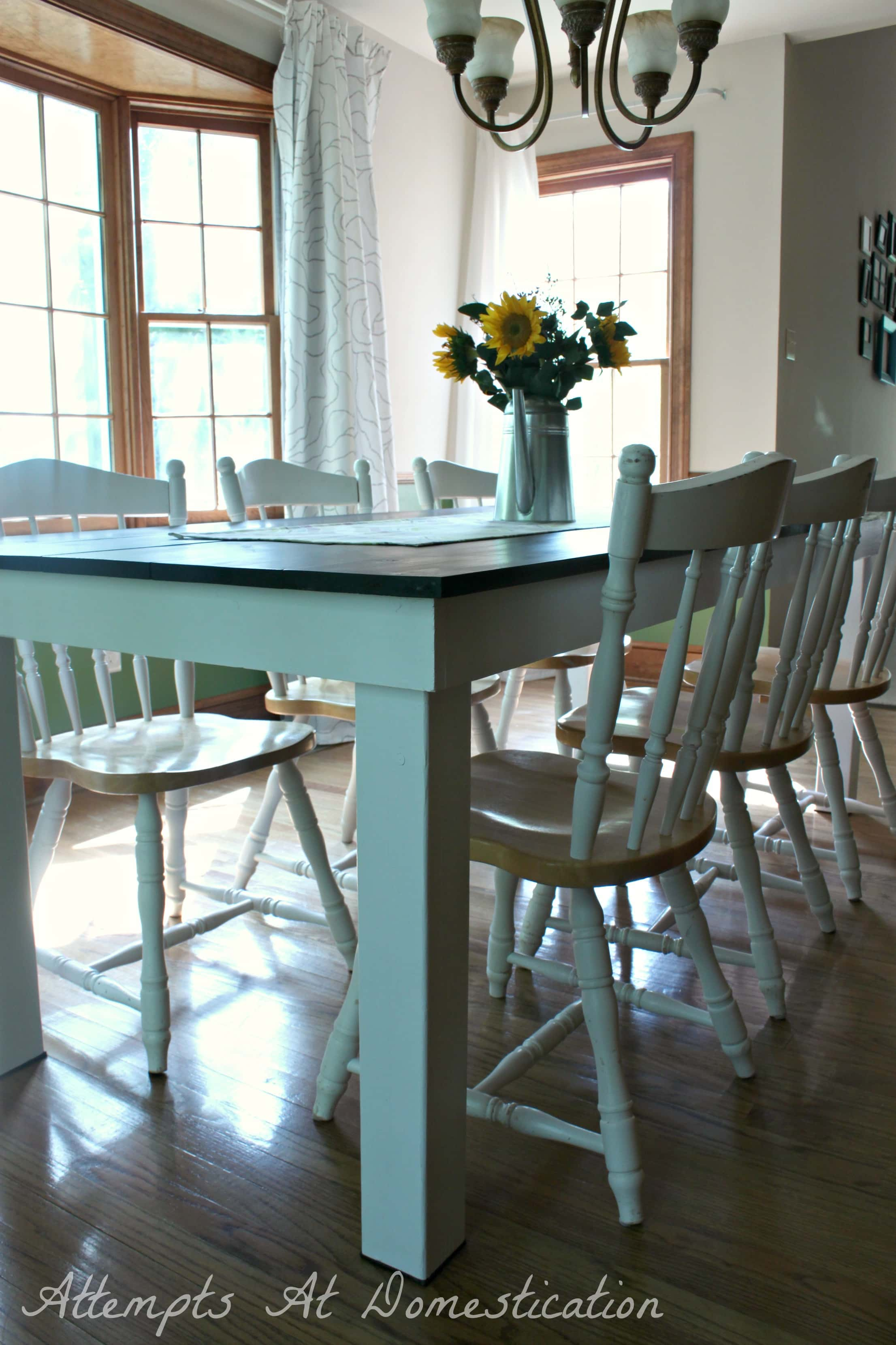 Dining Room Updates Table