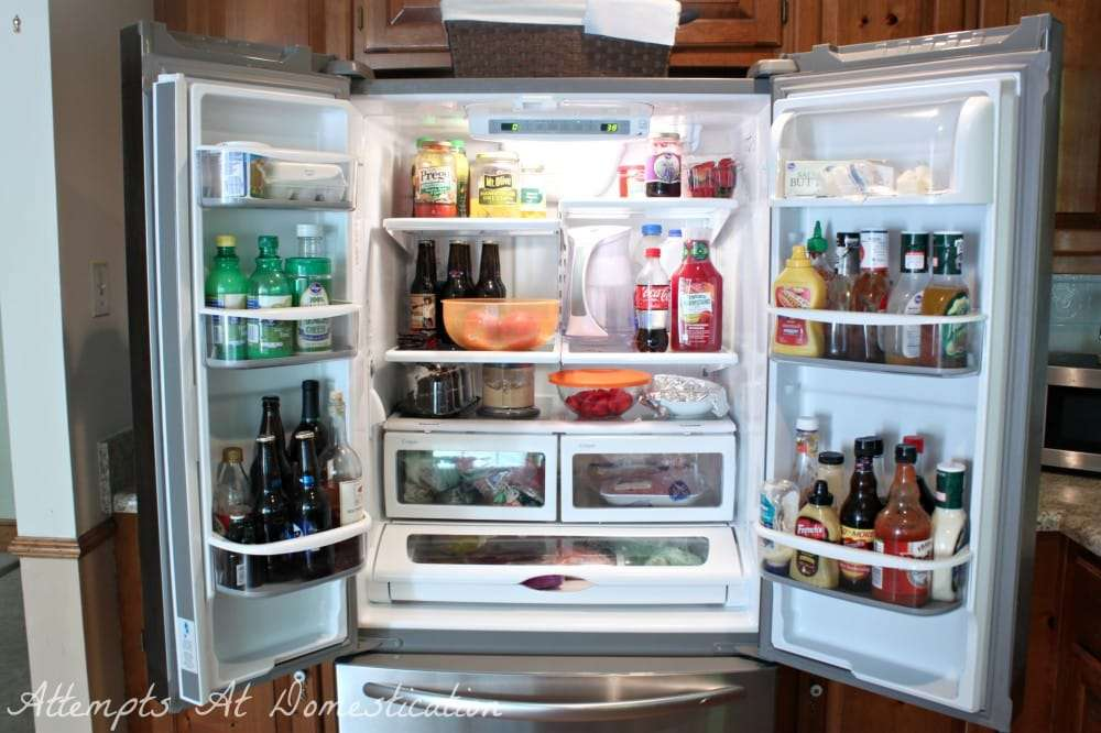 ... French Door Refrigerator