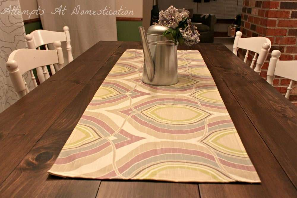 Dining Room Table Runners holiday open house series terry 39 s ...