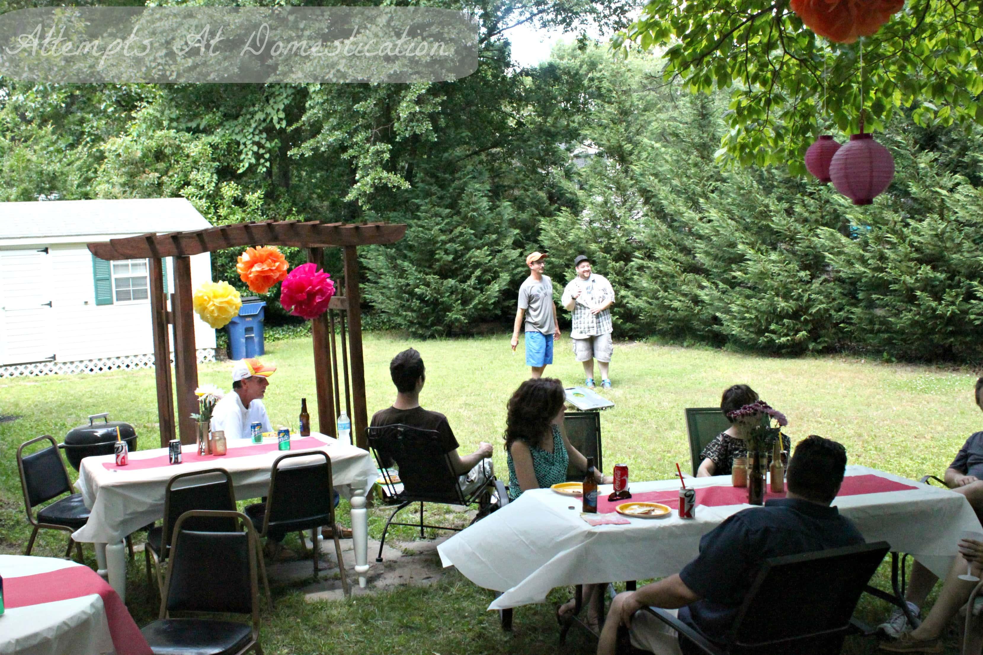 Graduation Party Pictures 112