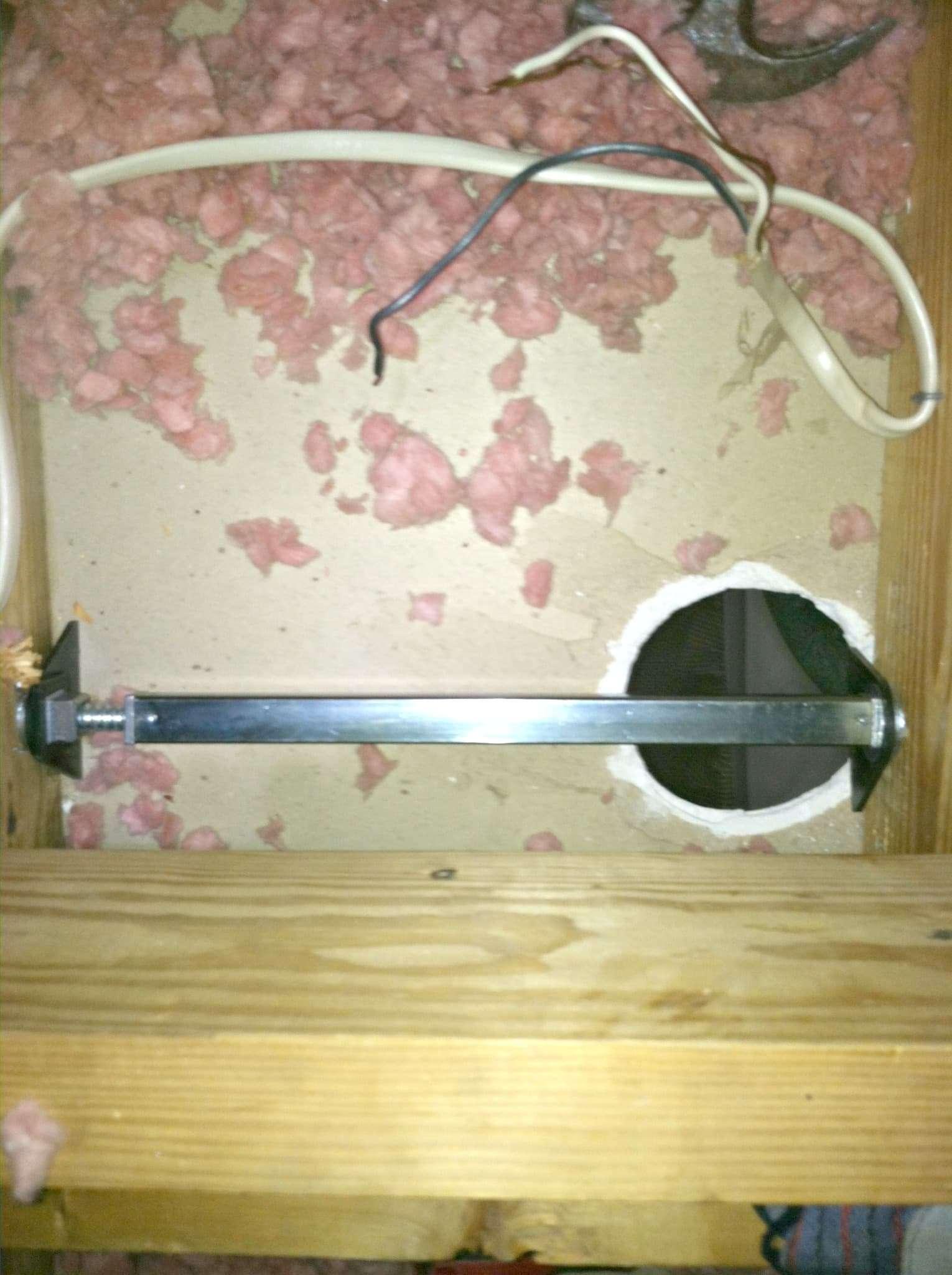 Ceiling fan brace ceiling fan brace aloadofball Image collections