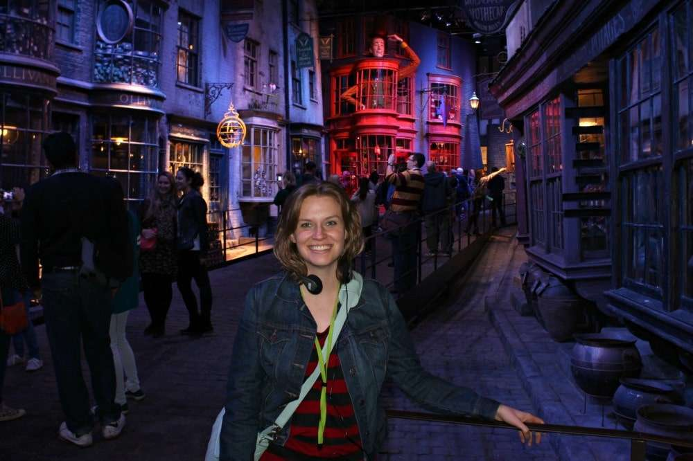 London - Harry Potter Diagon Alley