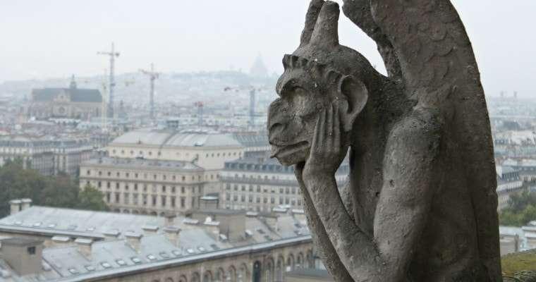 Rowlands European Adventure Recap 3 – Paris