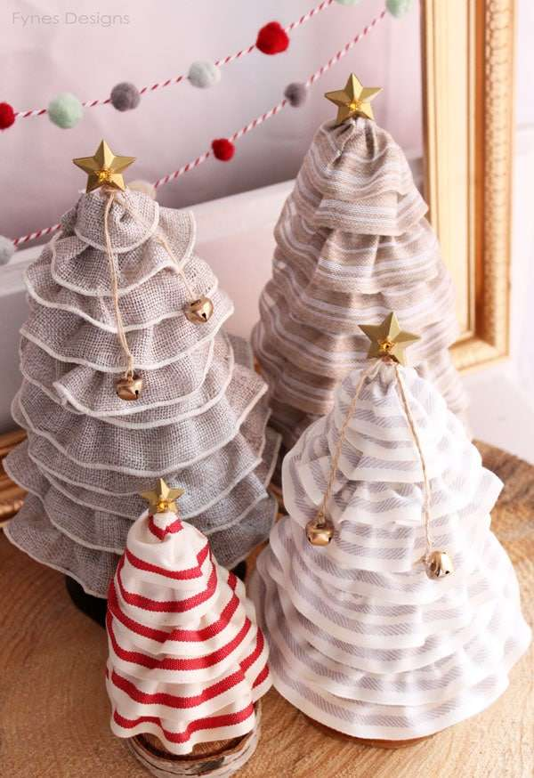 Brace yourself christmas is coming christmas decor fabric trees solutioingenieria Image collections