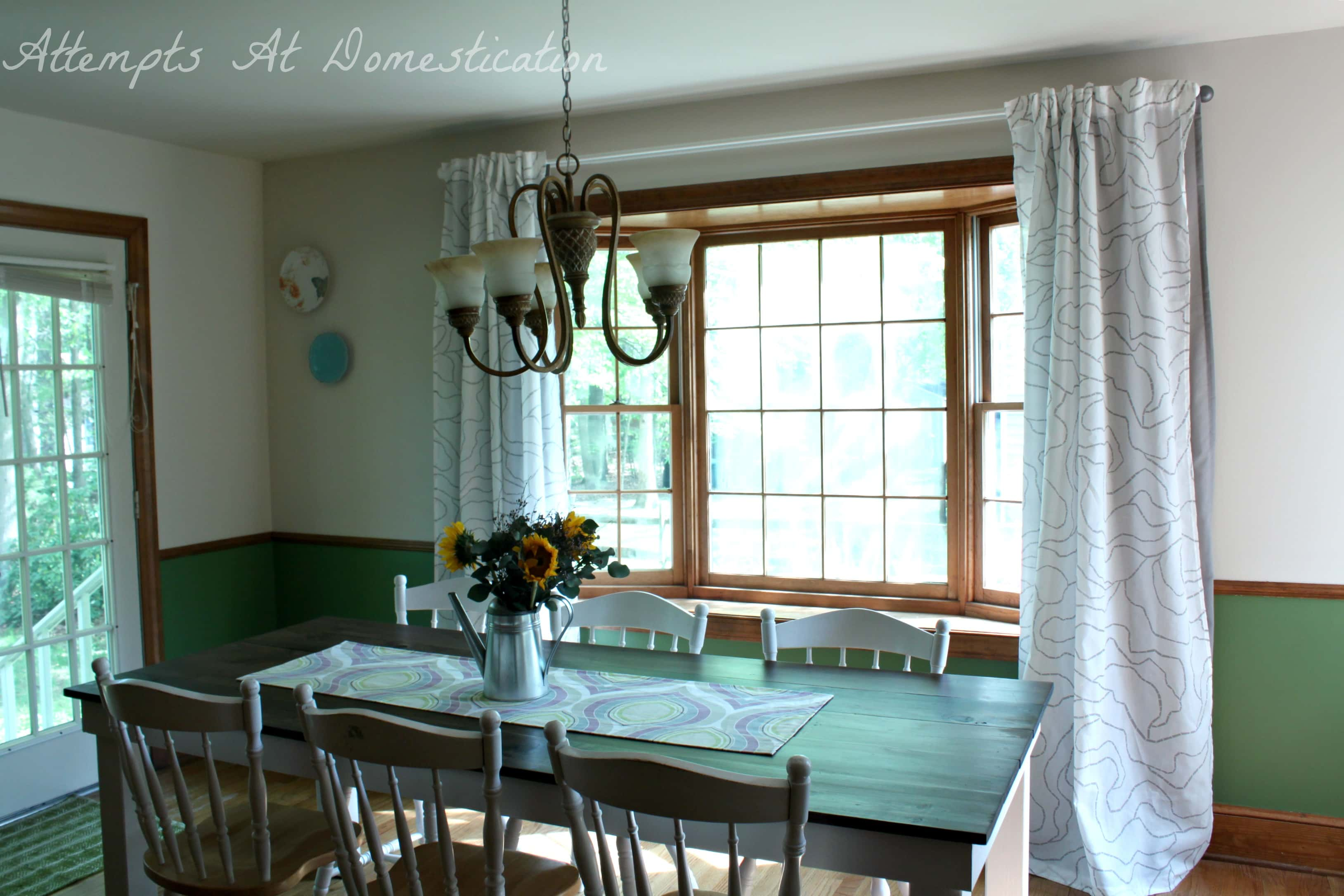 Delicieux IKEA Dining Room Curtains