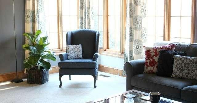 Living Room Reveal – 75%
