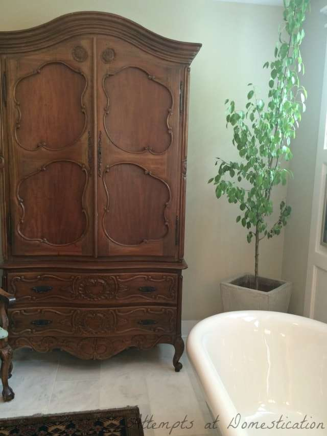 Richmond Homearama 5 U2013 Bathroom Armoire