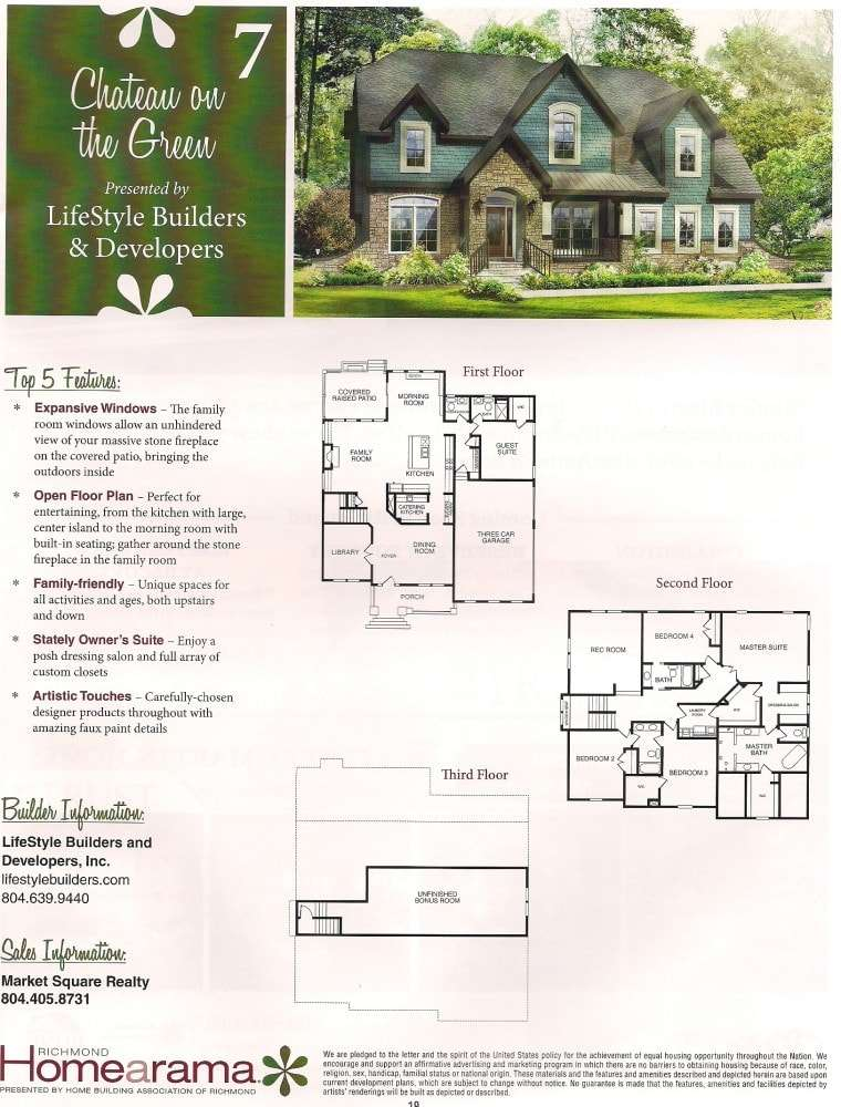 All in the family house layout
