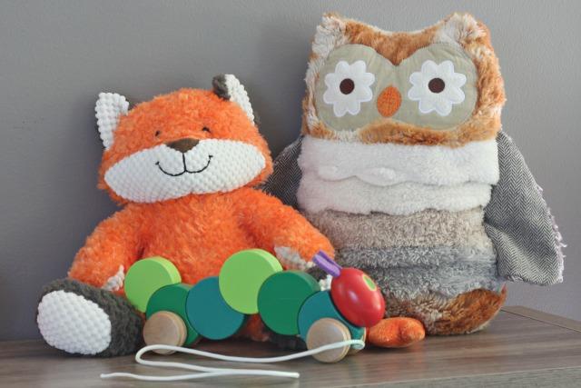 owl & fox
