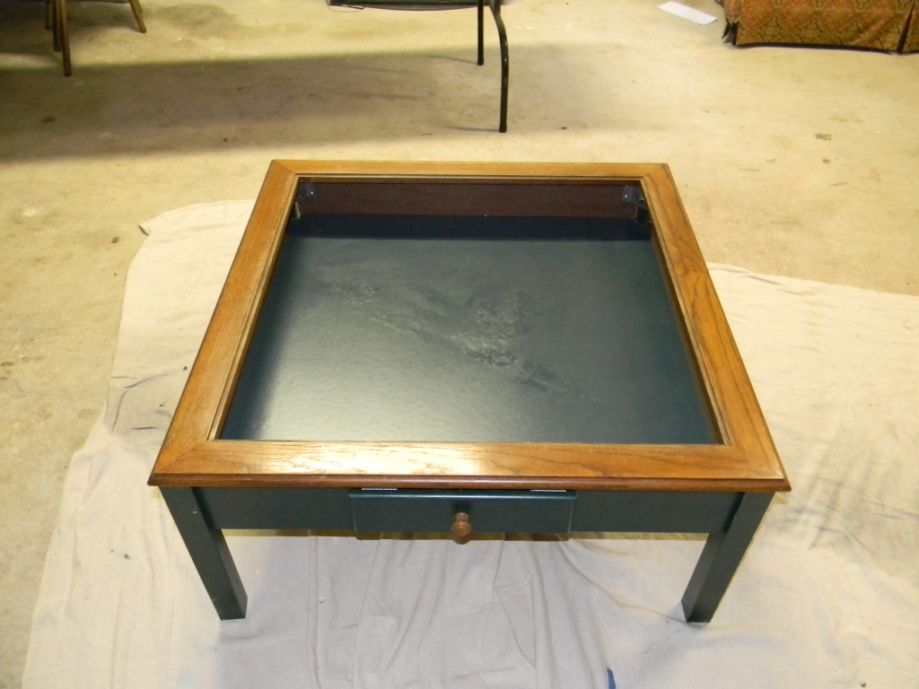 Pdf diy coffee table shadow box plans download chair table for Box table design