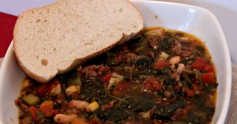Delicious Recipe for Italian Sausage Soup