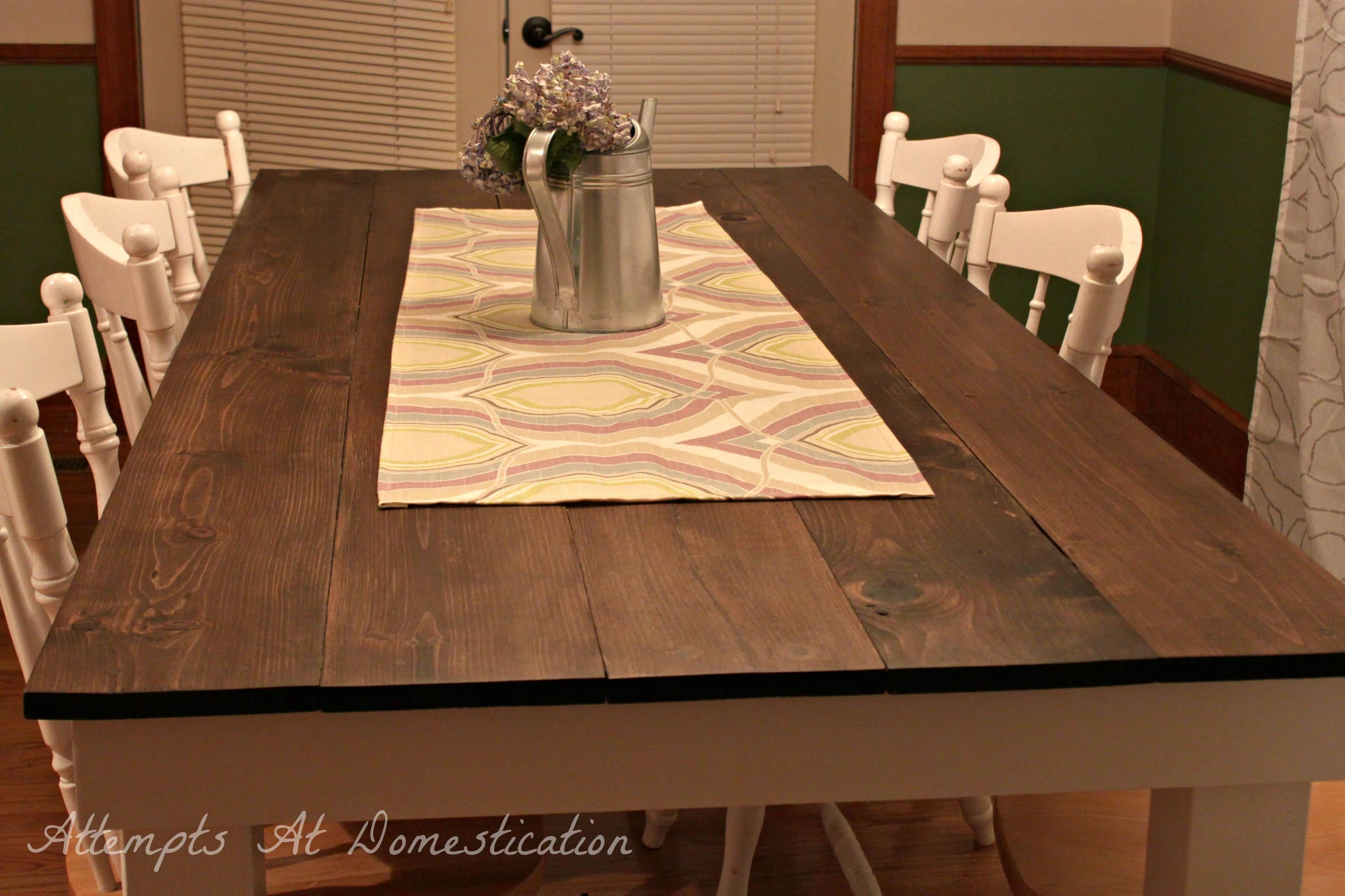 published april 15 2013 at 3318 2212 in dining room table runner
