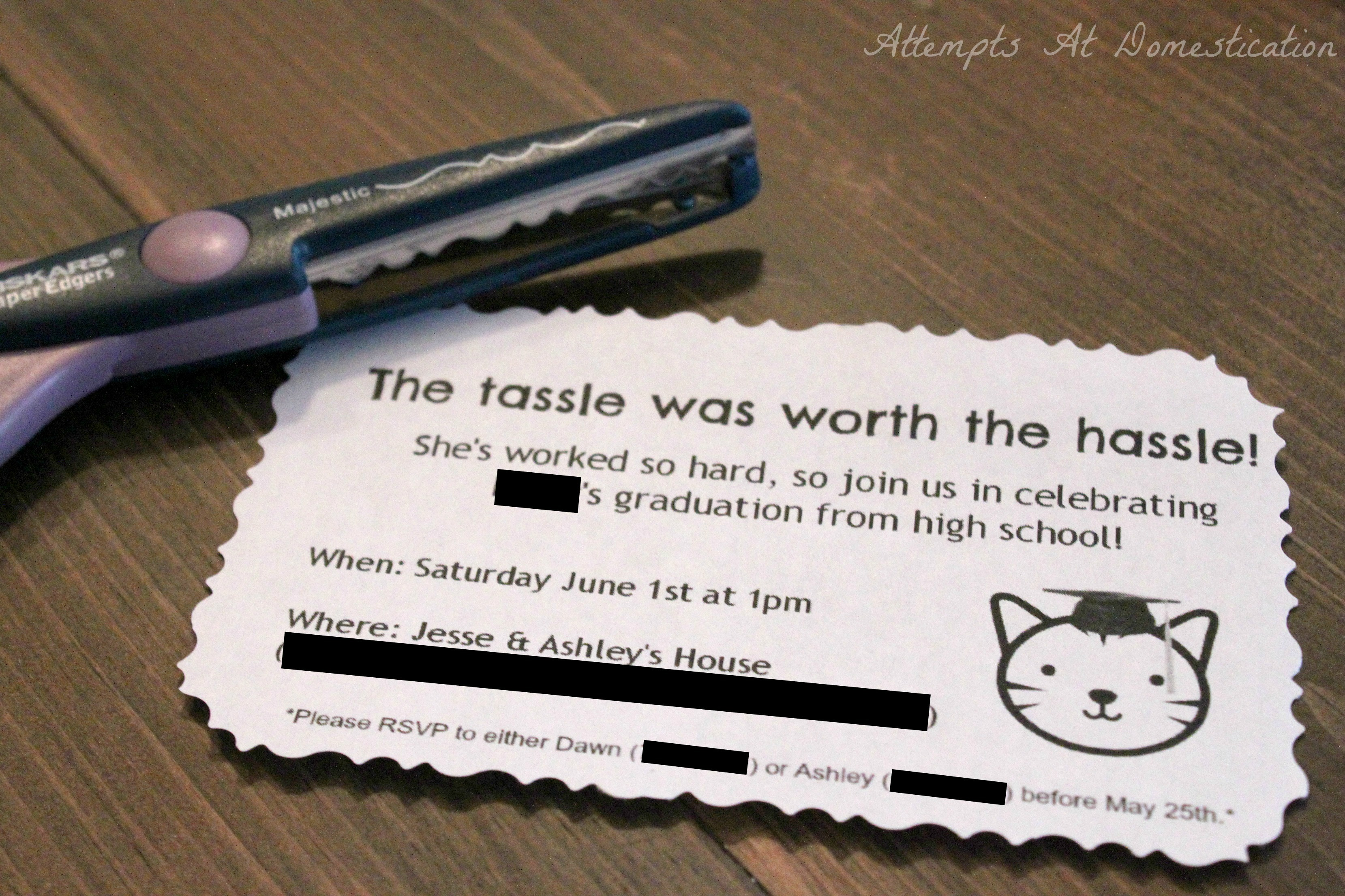 Graduation Reception Invitation Wording for nice invitations design