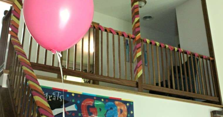 Oh, the Places You'll Go! Graduation Party Ideas