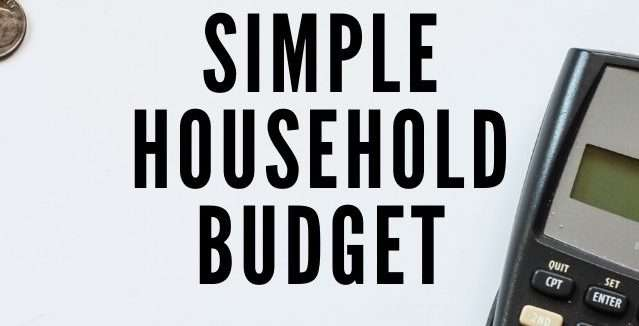 Creating a Budget – A Step-By-Step Guide