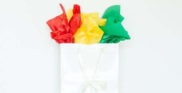 """""""Traffic Light"""" Lingerie Shower Gift"""