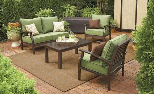 Get Clearance Patio Furniture Sets Lowes Patio Furniture