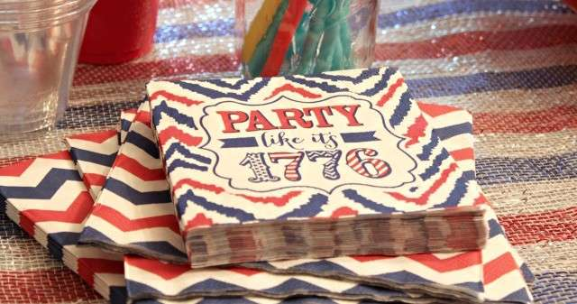 Our Annual 4th of July Party