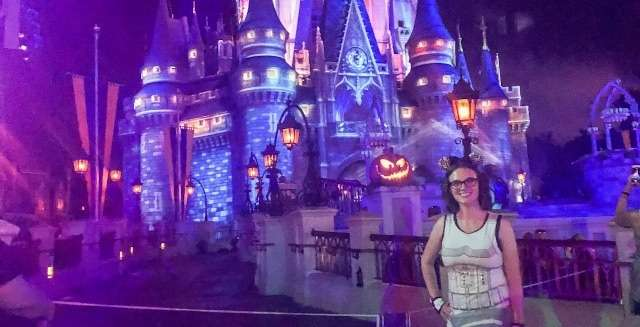 Another Disney Trip and Mickey's Not So Scary Halloween Party