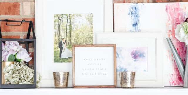 Spring Home Decor with Decocrated