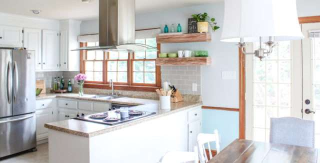 Our Kitchen Makeover – The Details