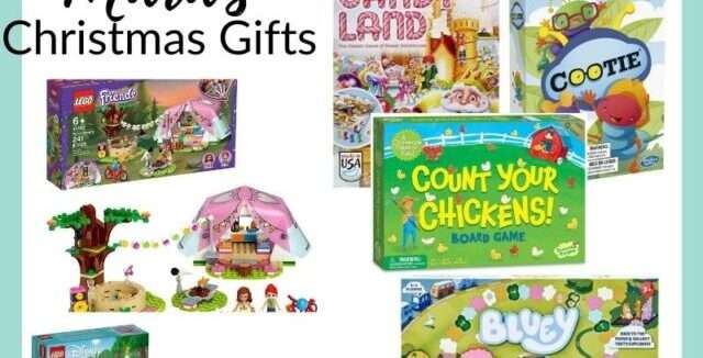 Preschool Christmas Gift Ideas – What We Bought the Girls for Christmas