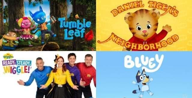 Best Shows for Toddlers & Preschoolers