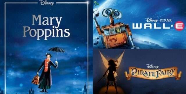 The Best Disney Movies for Toddlers