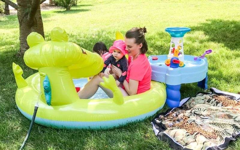 summer activities for young kids