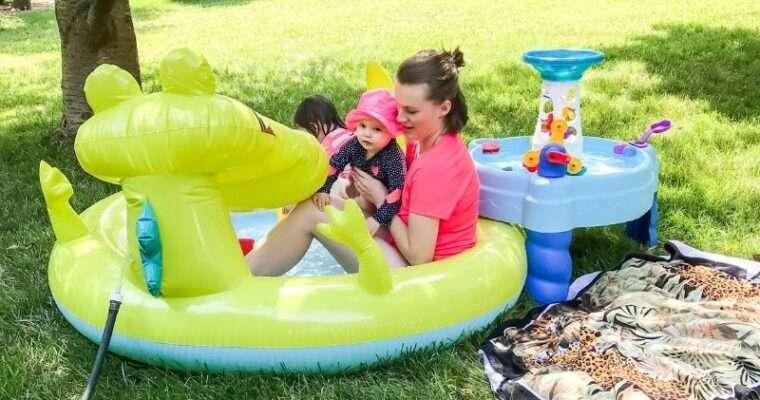 25 Summer Activities for Preschoolers