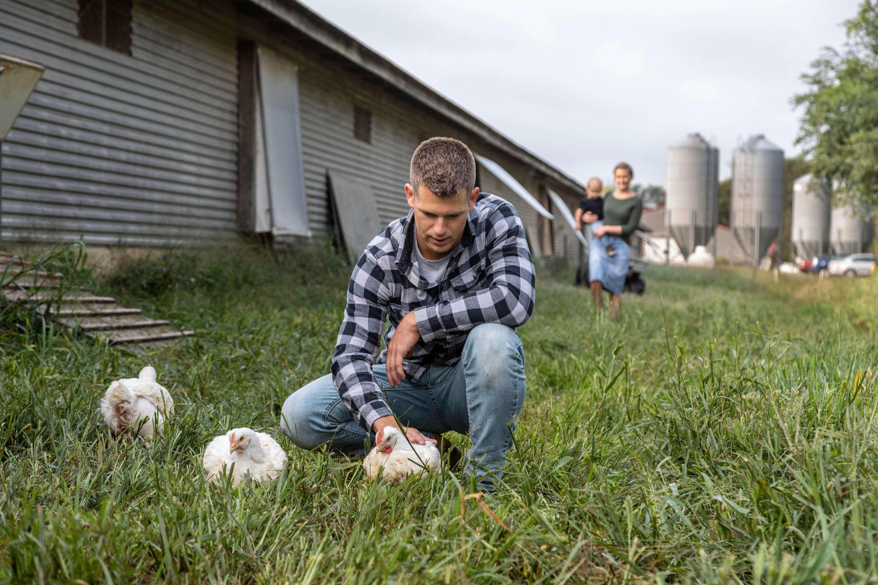 farmer focus farm