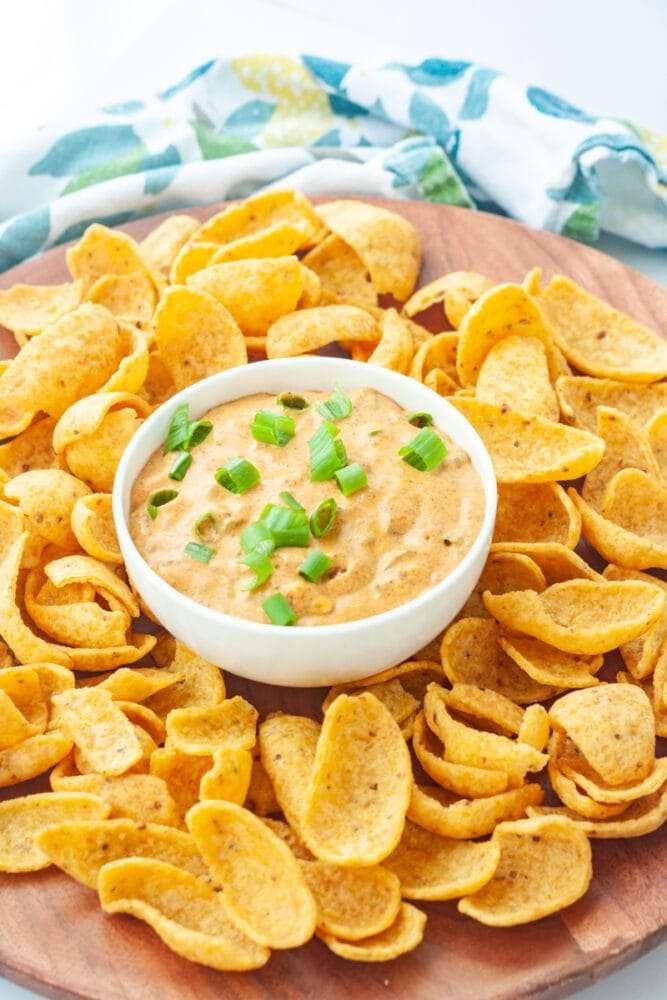 hormel and frito dip