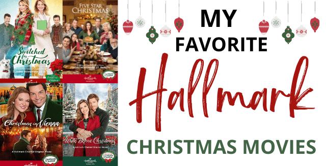 My 20 Favorite Hallmark Christmas Movies